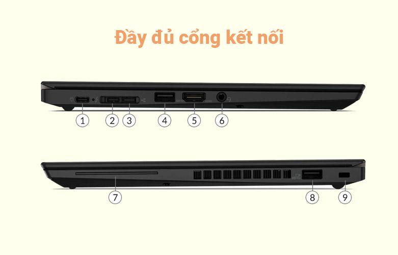 Laptop Lenovo Thinkpad X13-20T2S01E00 | Kết nối không dây Bluetooth