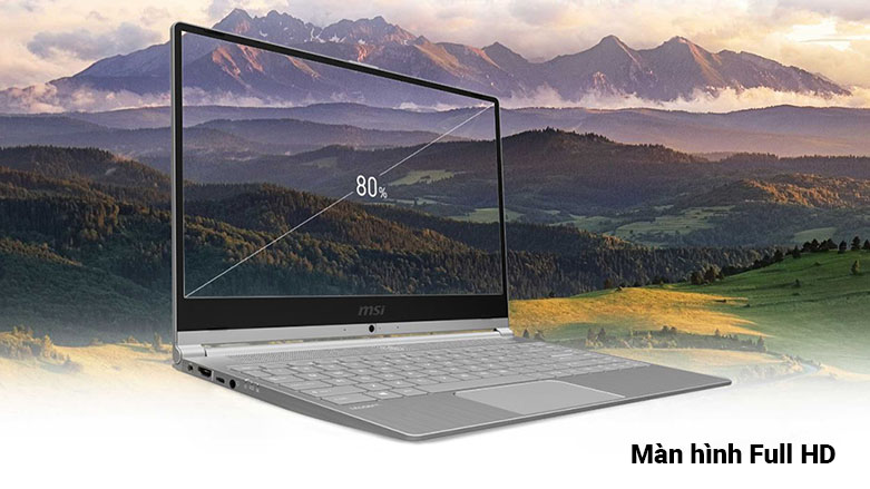 Laptop MSI Modern 17 A11M-099VN | Màn hình Full HD