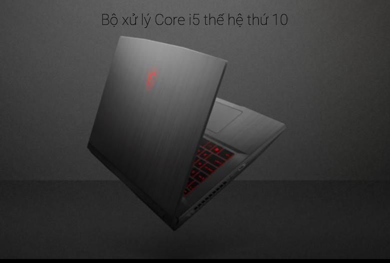 Laptop MSI Thin GF63 10SCXR-1218VN | bộ xử lý Core i5 thế hệ thứ 10