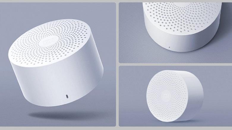 Loa Bluetooth Xiaomi Compact Speaker 2 | Thiết kế nhỏ gọn