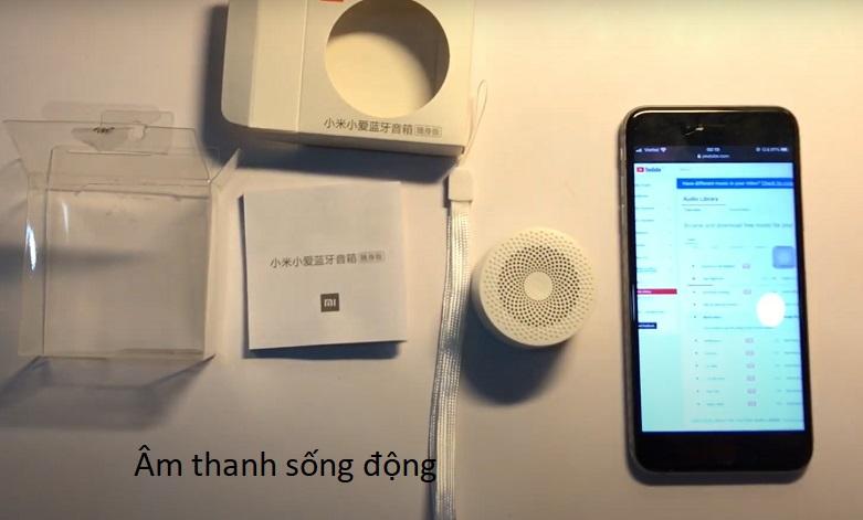Loa Bluetooth Xiaomi Compact Speaker 2 | Âm thanh sống động