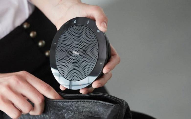 Loa hội nghị Jabra speak 510 UC   Thiết kế nhỏ gọn kiểu dáng thanh lịch