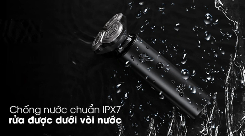 Máy cạo râu Xiaomi S500 NUN4131GL | Vệ sinh dễ dàng và an toàn