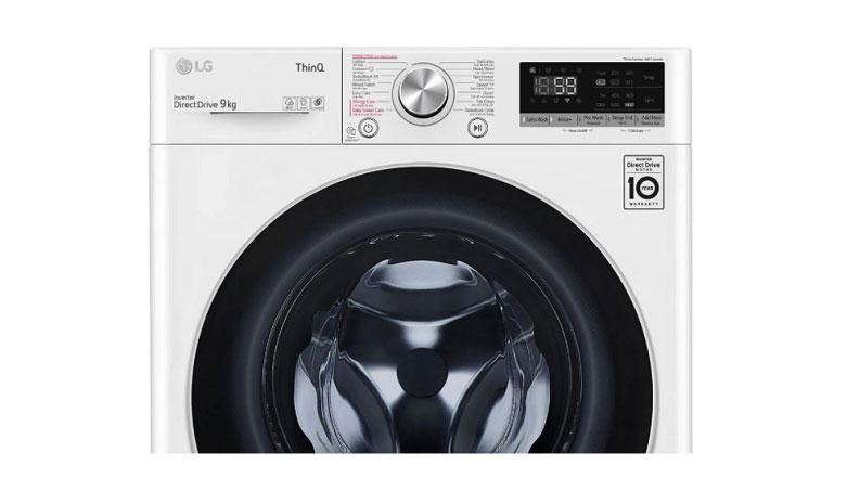 Máy giặt LG Inverter 9 kg FV1409S3W   Chức năng điều khiển từ xa