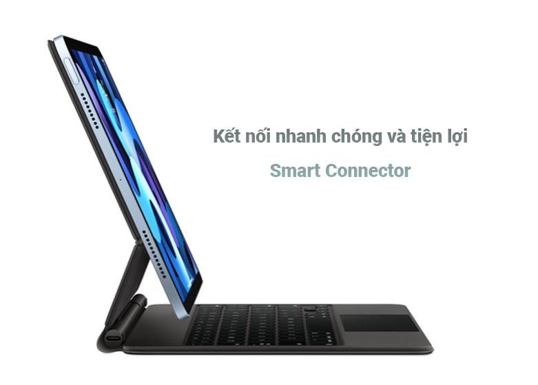 MÁY LỌC KHÔNG KHÍ LEVOIT VITAL 100-RAM   kết nối nhanh chóng và tiện lợi - Smart Connector