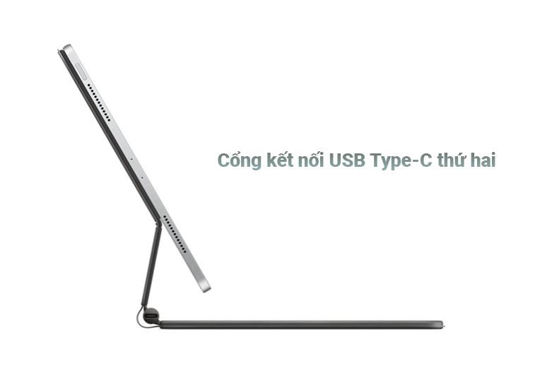MÁY LỌC KHÔNG KHÍ LEVOIT VITAL 100-RAM   Tích hợp Trackpad cảm ứng đa điểm, cổng kết nối USB Type-C thứ hai tiện lợi