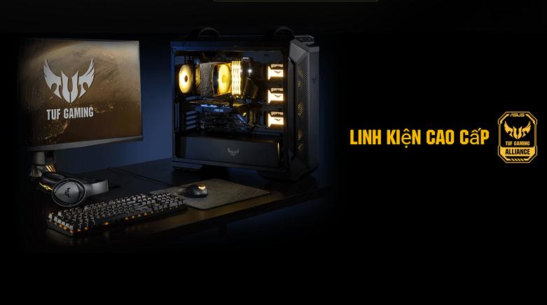 Mainboard Asus TUF Gaming Z490-PLUS (WI-FI) | Linh kiện cao cấp