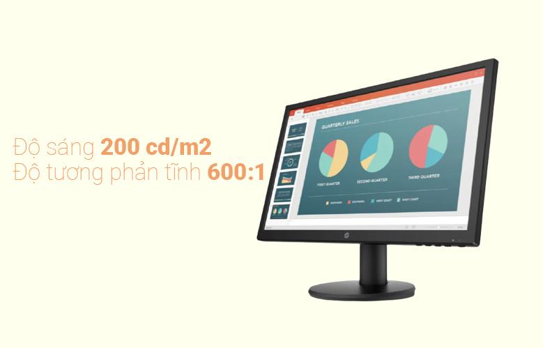 Màn hình LCD HP 20.7'' P21v G4 9TY72AA | Độ tương phản 600 :1