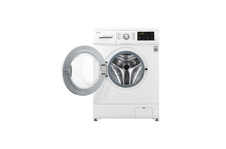 Máy giặt LG Inverter 9 kg FM1209N6W | Đa dạng chương trình giặt