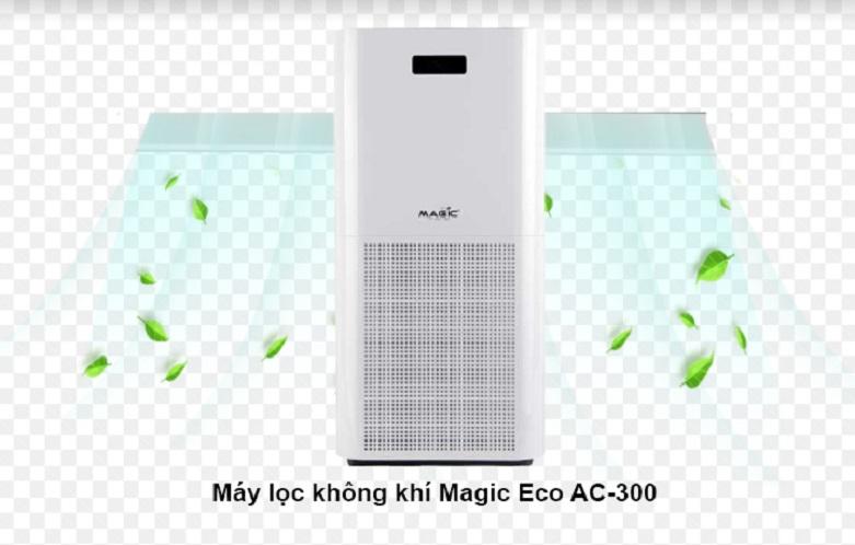 Máy lọc không khí Magic Eco AC-300 |
