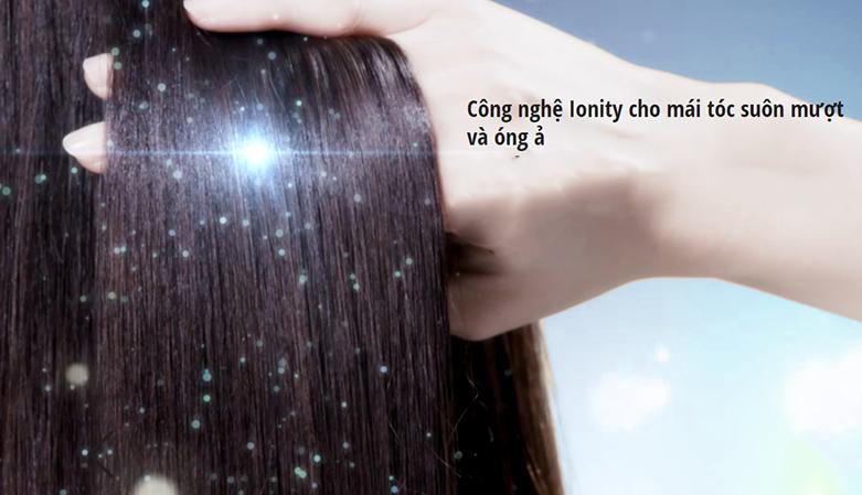 Máy sấy tóc Panasonic EH-NE65-K645 | chế độ sấy ion tân tiến