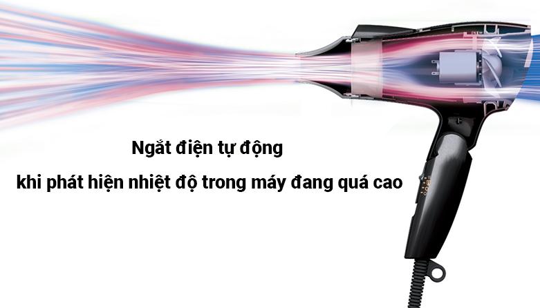Máy sấy tóc Panasonic EH-NE65-K645 | an toàn sử dụng