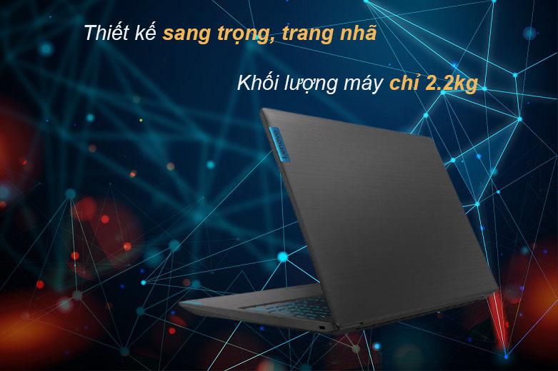 Laptop Lenovo Gaming L340-15IRH-81LK01J3VN (i5-9300HF) | Thiết kế sang trọng