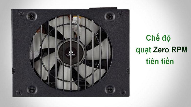 Nguồn/ Power Corsair 600w SF600 - 80 Plus Platinum (CP-9020182-NA) | Chế độ quạt Zero RPM