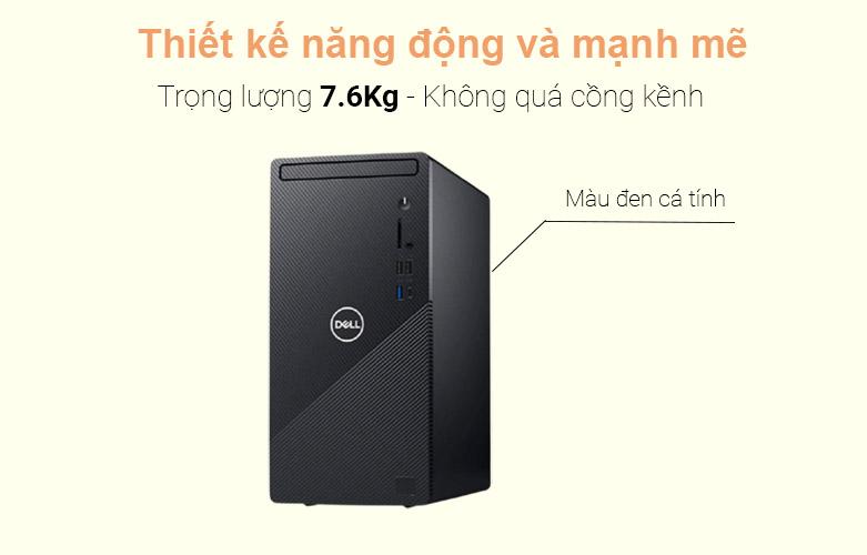 PC Dell Inspiron 3881 MT (MTI51206W-8G-256G+1T) | Thiết kế năng động và mạnh mẽ