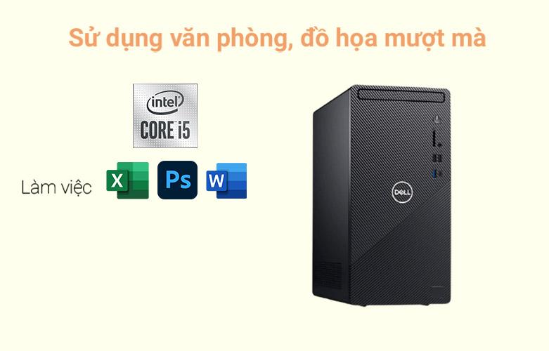 PC Dell Inspiron 3881 MT (MTI51206W-8G-256G+1T) | Hiệu năng tối ưu