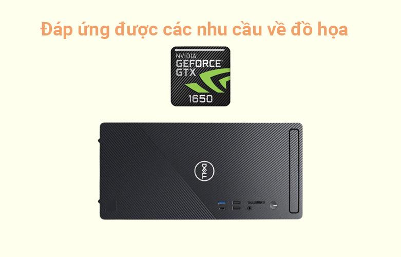 PC Dell Inspiron 3881 MT (MTI51206W-8G-256G+1T) | Đáp ứng đồ họa