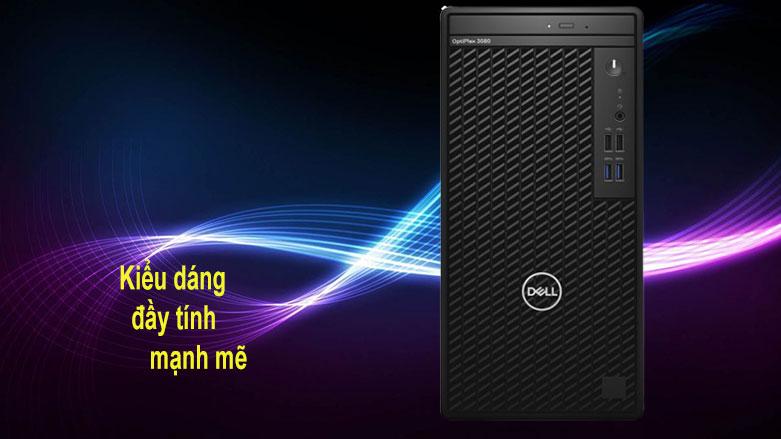 PC Dell OptiPlex 3080 Tower (42OT380012) | thiết kế gọn gàng đẹp mắt