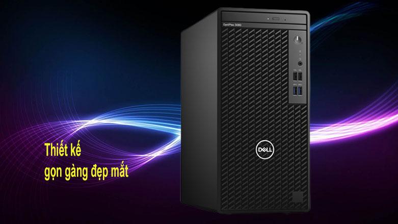 PC Dell OptiPlex 3080 Tower (42OT380012) | Kiểu dáng đầy tính mạnh mẽ