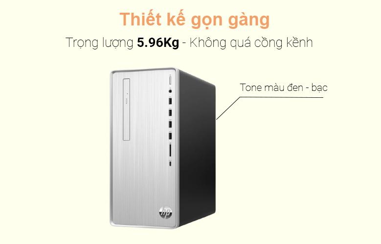 PC HP Pavilion TP01-1133d 22X45AA | Thiết kế gọn gàng