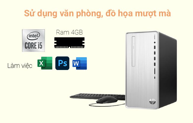 PC HP Pavilion TP01-1133d 22X45AA | Hiệu năng mạnh mẽ
