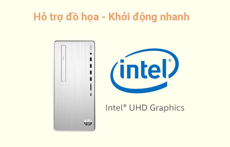 PC HP Pavilion TP01-1133d 22X45AA | Hỗ trợ đồ họa mạnh mẽ