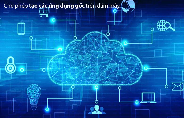 Phần mềm Windows Svr Std 2019 64Bit English 1pk DSP OEI DVD 16 Core P73-07788 | Cho phép tạo các ứng dụng gốc trên đám mây