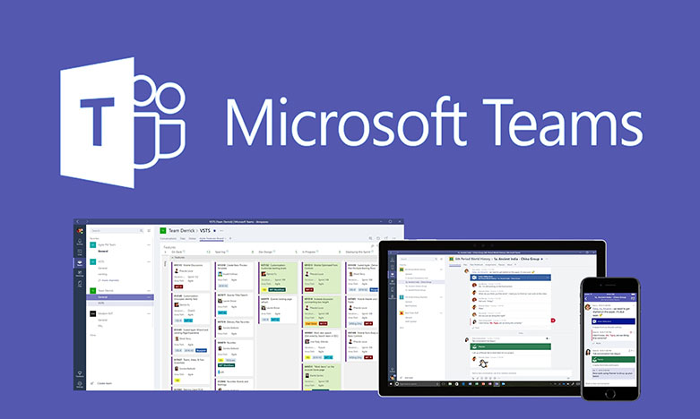 Phần mềm Microsoft365 Bus Std Retail All Lng APAC EM SubPKL 1YR Online DwnLd NR (KLQ-00209) | Microsoft Teams