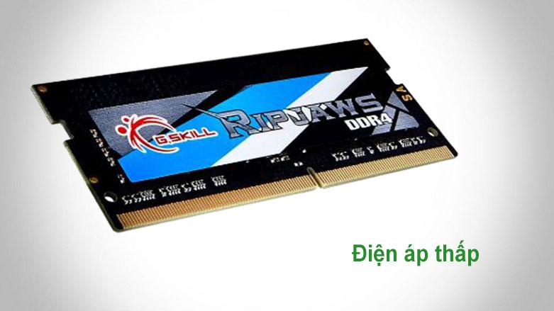 Bộ nhớ laptop DDR4 G.Skill 4GB (2666) F4-2666C18S-4GRS | Điện áp thấp