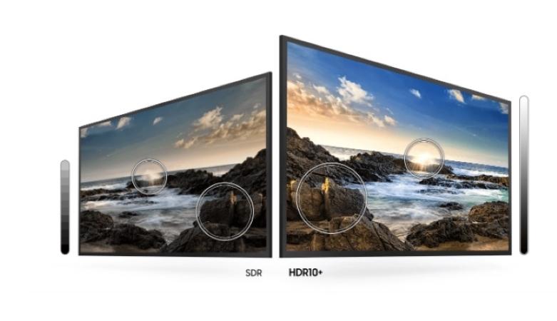 Smart Tivi Samsung 43 inch 43T6000 | Tăng độ tương phản