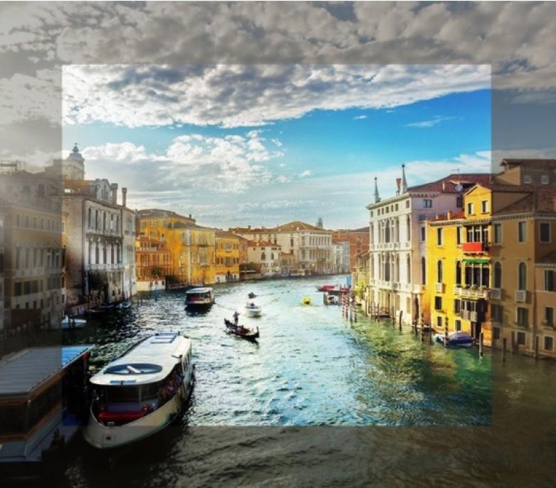 Smart Tivi Samsung 43 inch 43T6000 | Công nghệ hình ảnh Contrast Enhancer
