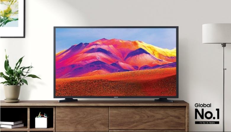 Smart Tivi Samsung 43 inch 43T6000 | Thiết kế hiện đại