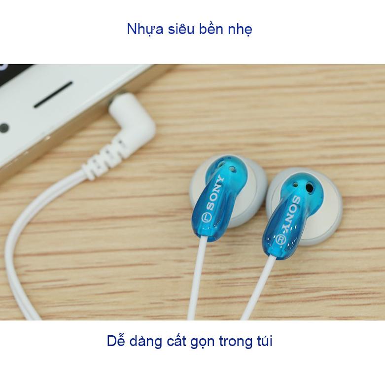 Tai nghe Sony MDR-E9LP/LZ1E | Nhựa siêu bền nhẹ