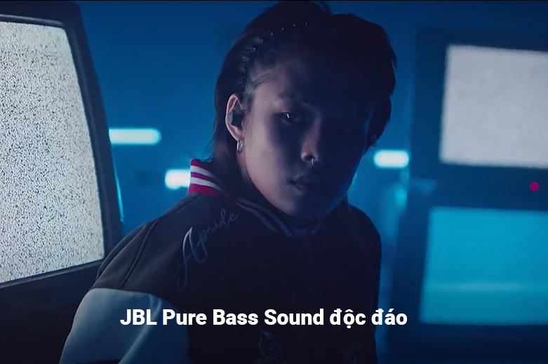 Tai nghe không dây True Wireless JBL Tune T115TWS (Đen) | Công nghệ âm thanh hiện đại