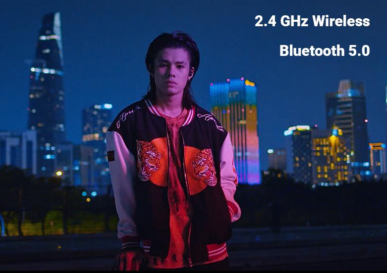 Tai nghe không dây True Wireless JBL Tune T115TWS (Đen) | Kết nối nhanh chóng