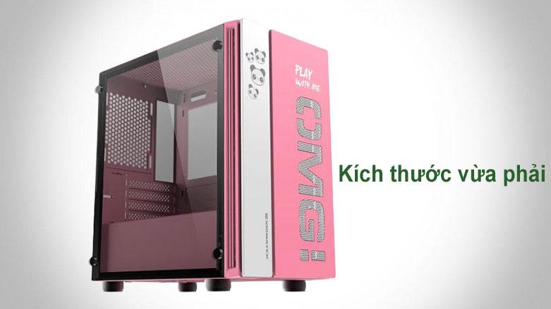 Case Xigmatek OMG Queen EN45631 (No Fan) | Kích thước tối ưu