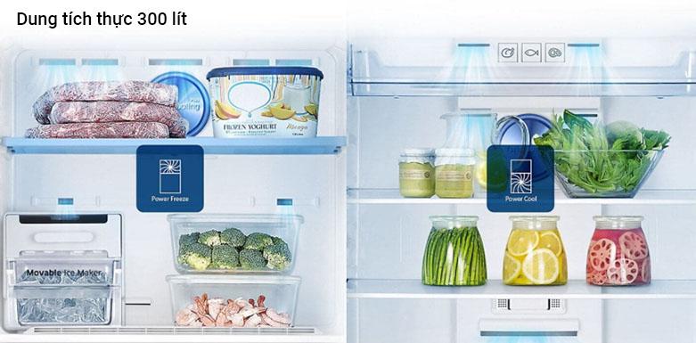 Tủ lạnh Samsung Inverter 300 lít RT29K5532BU/SVtraffic lights | Dung tích 300lít