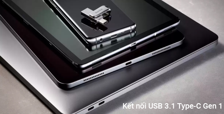 USB 128GB SANDISK Sandisk Ultra Dual Drive Luxe | Cổng kết 3.1