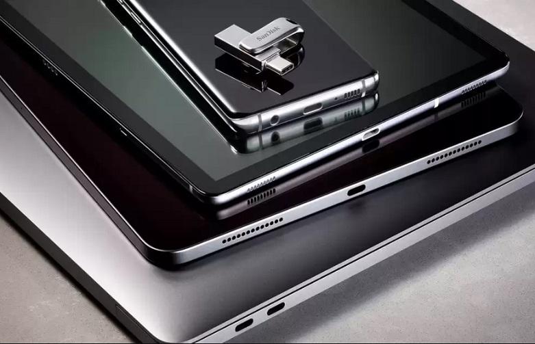 USB 3.1 Sandisk Ultra Dual Drive Luxe 64GB - SDDDC4-064G-G46 | Thiết kế kim loại