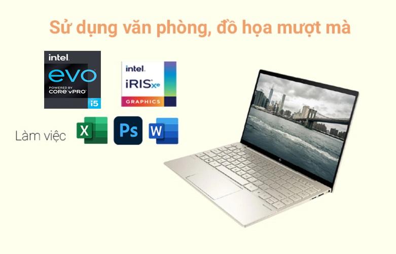 Laptop HP Envy 13-ba1028TU (2K0B2PA)   Đồ họa mượt mà