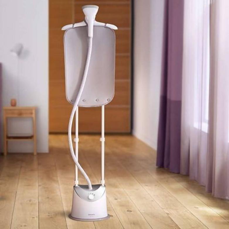 Bàn ủi hơi nước đứng Philips GC487 | an toàn cho người dùng