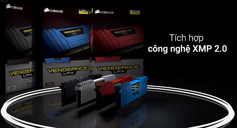 RAM Corsair Vengeance LPX Black (CMK16GX4M1D3000C16) | Các tính năng nổi trội khác