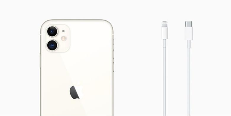 Điện Thoại Di Động iPhone 11 64GB (WHITE) (MHDC3VN/A) | Bộ nhớ lưu trữ tối ưu