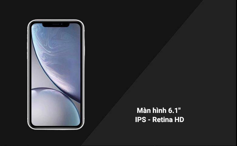 Điện Thoại Di Động iPhone XR WHITE 64GB MH6N3VN/A  