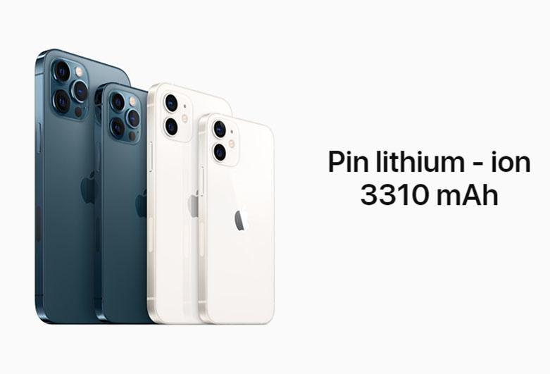 iPhone 11 64GB (BLACK) (MHDA3VN/A)   Dung lượng pin cao