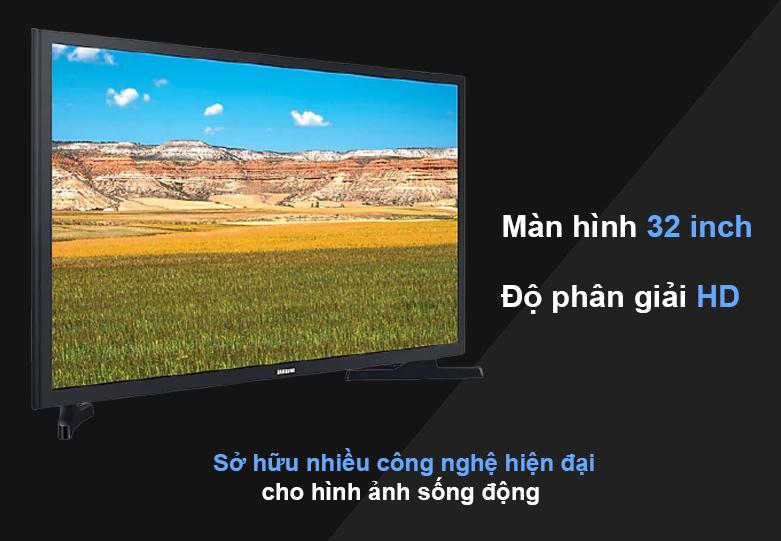 Smart Tivi Samsung 32 inch 32T4500 | độ phân giải HD