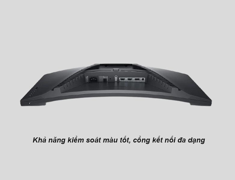 Màn hình cong Dell 27'' S2721HGF   Kết nối đa dạng