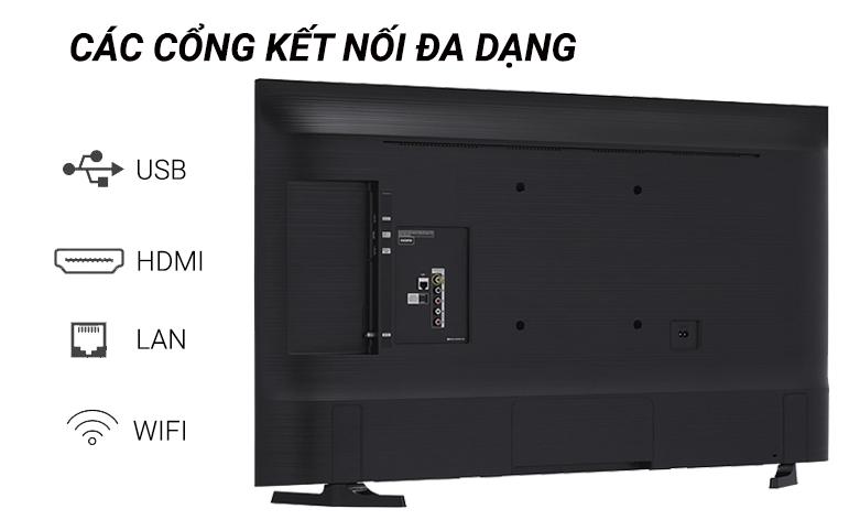 Smart Tivi Samsung 43 inch 43T6000 | Cổng kết nối đa năng