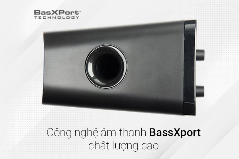 Loa Bluetooth Creative T15 Wireless 2.0 | Công nghệ âm thanh BassXport