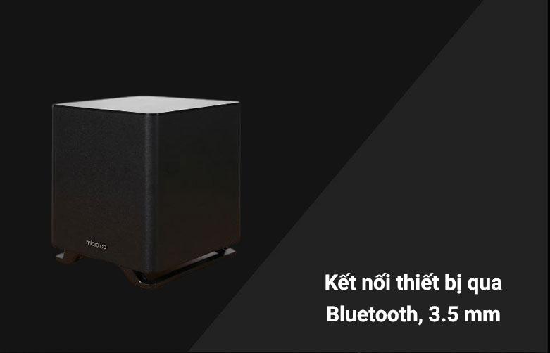 Microlab M600BT (2.1) (Đen) | Loa bluetooth Microlab M600BT (2.1)